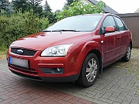FORD FOCUS II Stufenheck (DB_, FCH) 04/2005 – 07/2011