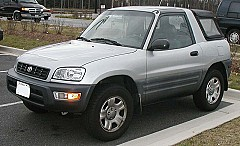 TOYOTA RAV 4 I Cabrio (_A1_) 12/1997 – 06/2000