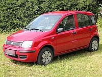 FIAT PANDA (169_) 09/2003 – 08/2013