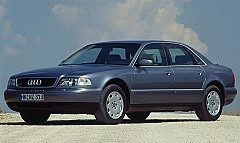 AUDI A8 (4D2, 4D8) 03/1994 – 09/2002