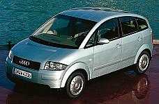 AUDI A2 (8Z0) 02/2000 – 08/2005